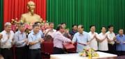 Petrolimex hỗ trợ Phú Thọ 10 tỷ đồng thực hiện an sinh xã hội