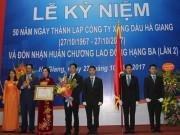 Petrolimex Hà Giang: Vinh dự đón nhận Huân chương Lao động hạng Ba (lần 2)