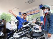 Giá xăng tăng nhẹ từ 15h00 ngày 4/11