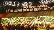 Petrolimex tài trợ Lễ hội cà phê Buôn Ma Thuột lần thứ VI