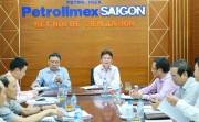 Tổng giám đốc Phạm Đức Thắng làm việc tại Petrolimex Sài Gòn, Petrolimex Kiên Giang