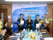Petrolimex bổ nhiệm Tổng giám đốc VPT