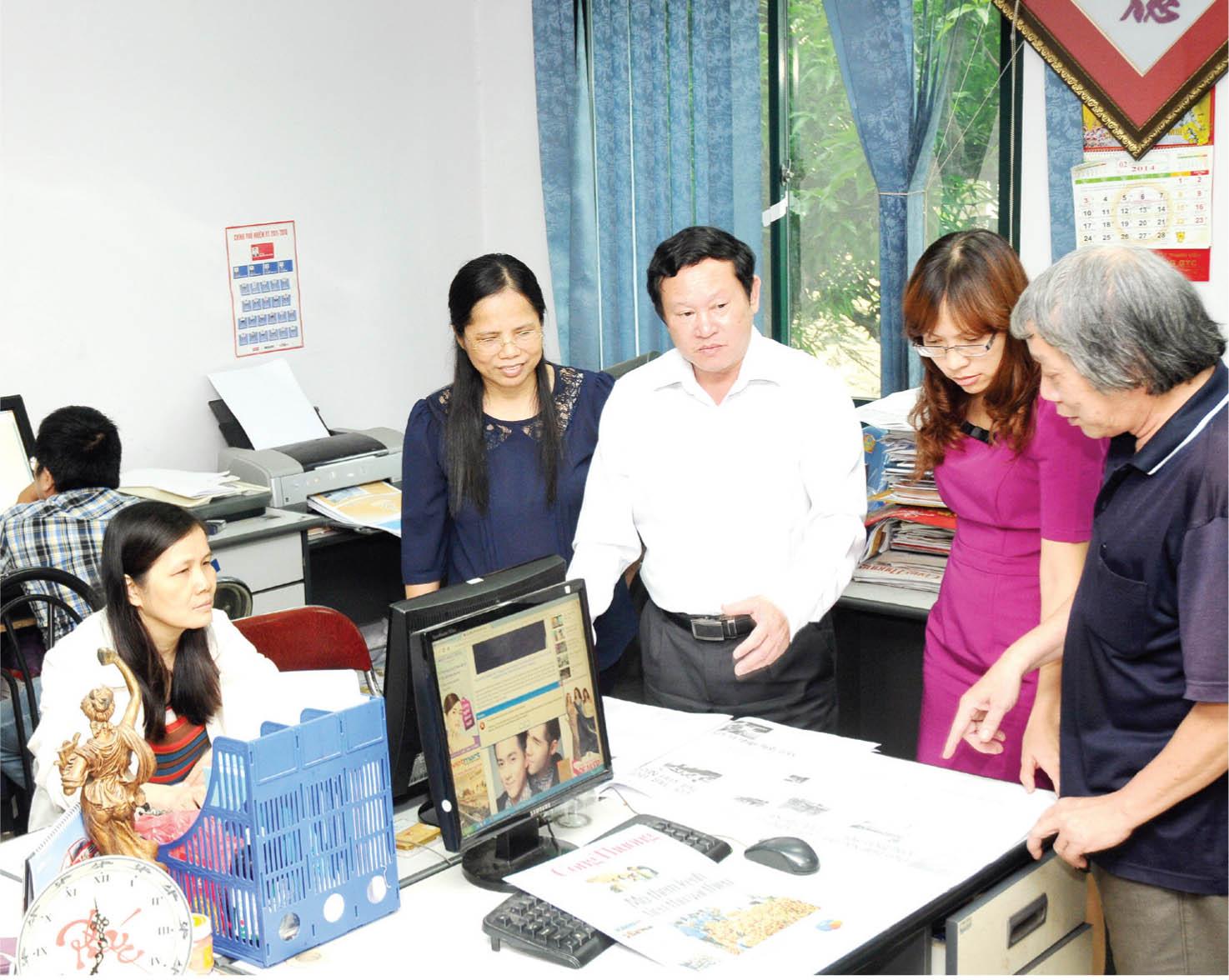Tổng biên tập Nguyễn Hữu Quý trả lời trực tuyến VOV nhân 89 năm Ngày Báo chí Cách mạng Việt Nam