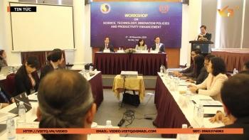 Chính sách KHCN và đổi mới công nghệ có vai trò quan trọng để nâng cao năng suất