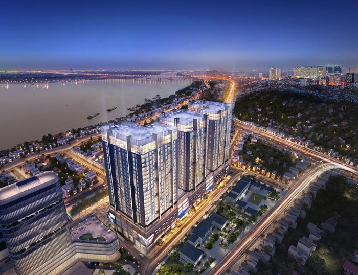 Cơ hội đầu tư hấp dẫn dịp ra mắt căn hộ mẫu Sun Grand City Ancora Residence