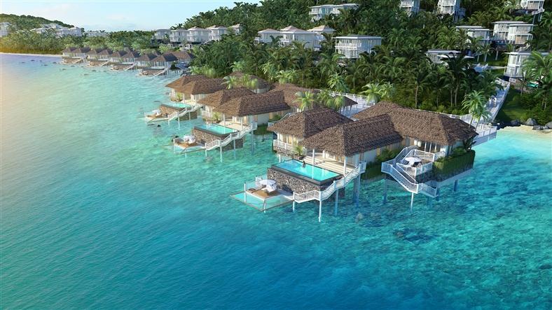 Số lượng còn hạn chế, hai dự án BĐS nghỉ dưỡng Phú Quốc của Sun Group hút khách