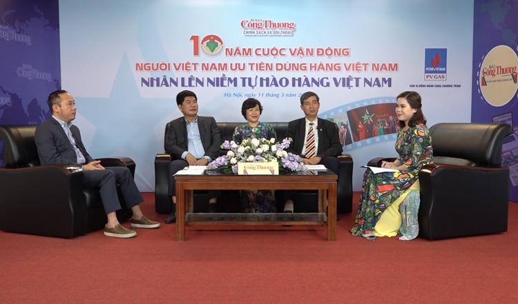 10 năm Cuộc vận động Người Việt Nam ưu tiên dùng hàng Việt Nam - Nhân lên niềm tự hào hàng Việt Nam - Phần 1