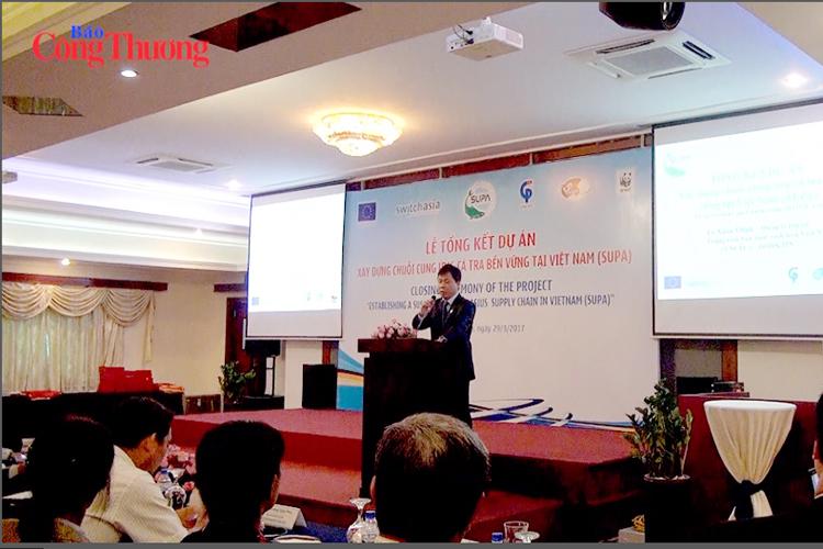 EU giúp tăng năng lực cạnh tranh cho cá tra Việt Nam