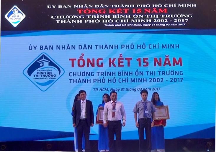 Bình ổn thị trường TP. Hồ Chí Minh: Góp phần chống găm hàng, sốt giá