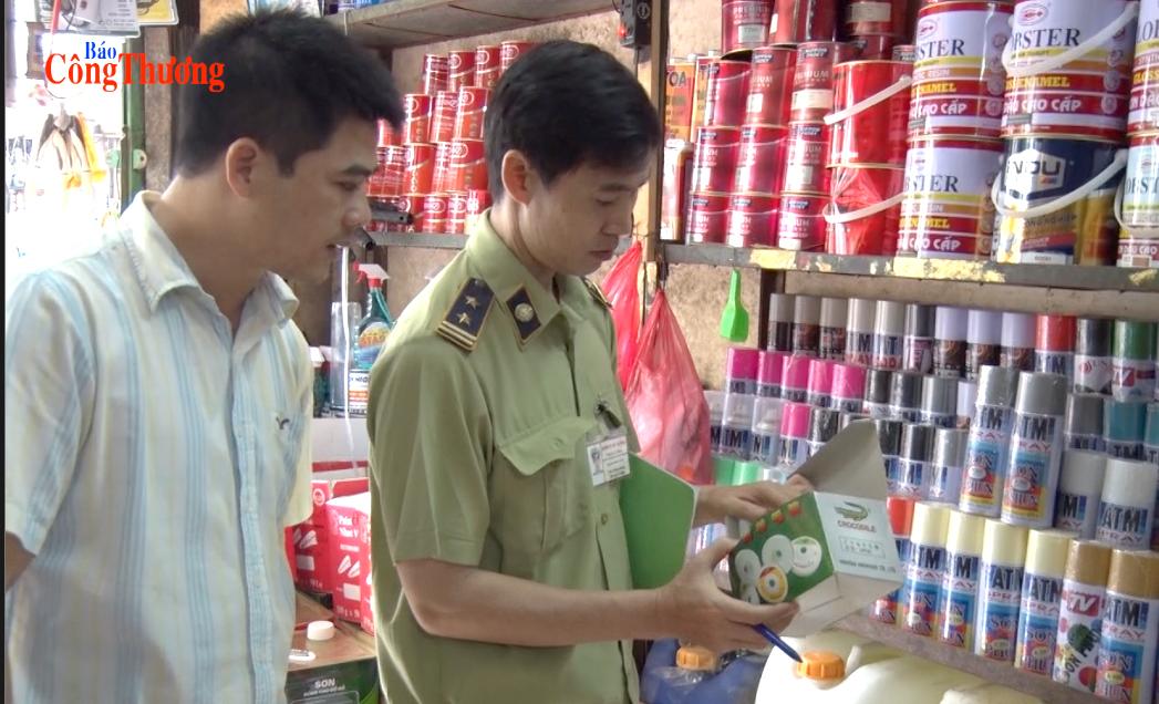 Hà Nội: Kiểm tra 36 cơ sở kinh doanh hóa chất trên địa bàn quận Hoàn Kiếm