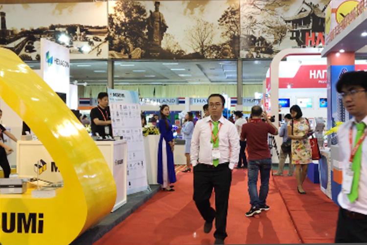Vietnam Manufacturing Expo 2017 quy tụ 200 thương hiệu công nghiệp hàng đầu