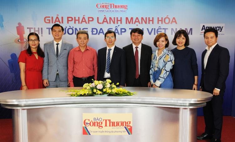 Giải pháp lành mạnh hóa thị trường đa cấp tại Việt Nam - Phần 2