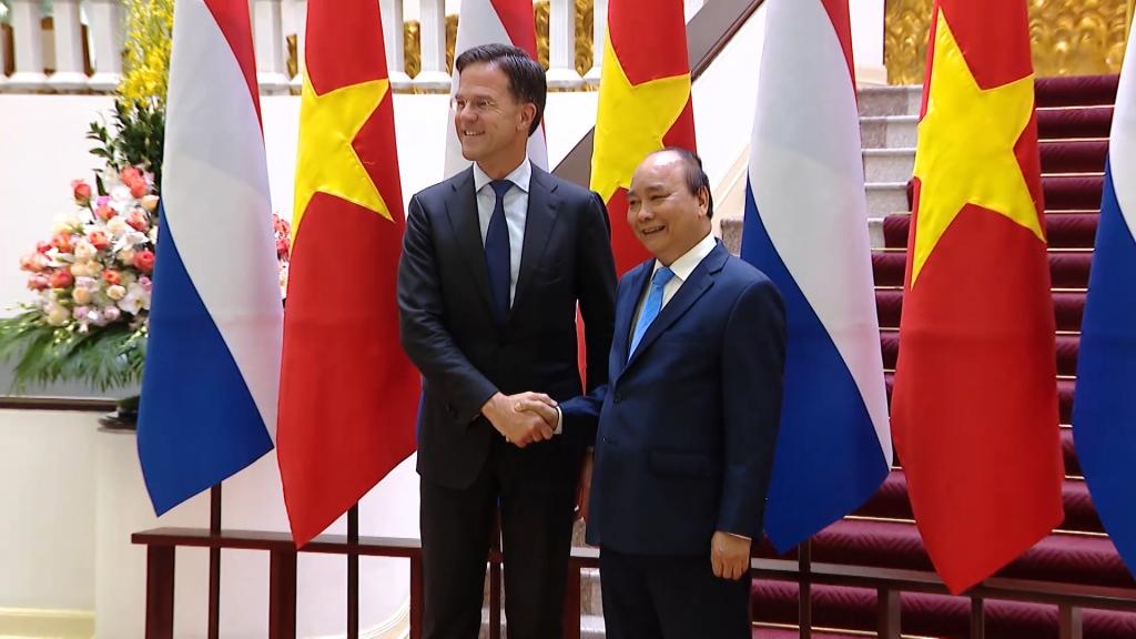 Việt Nam – Hà Lan nhất trí xây dựng quan hệ đối tác toàn diện