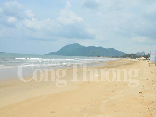 Du lịch biển Hà Tĩnh 'ngóng' khách