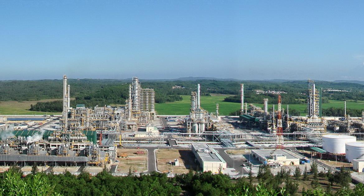Lọc hóa dầu Bình Sơn - Dấu ấn 20 năm