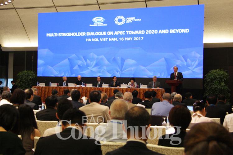 Lần đầu tiên APEC tổ chức đối thoại nhiều bên