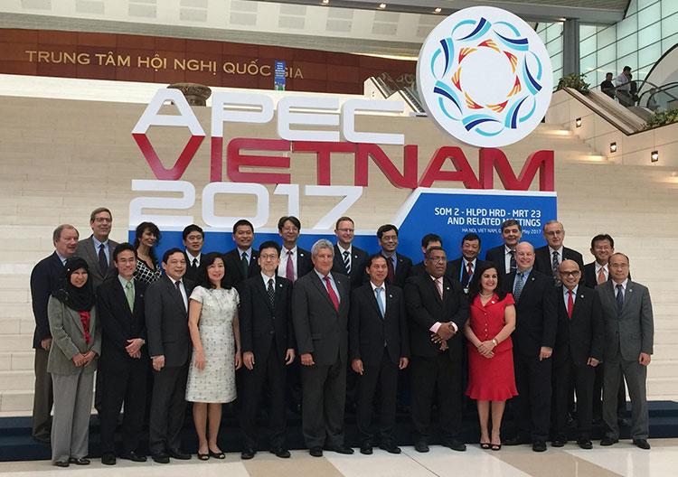 SOM 2 nhóm họp trong 2 ngày tại Hà Nội