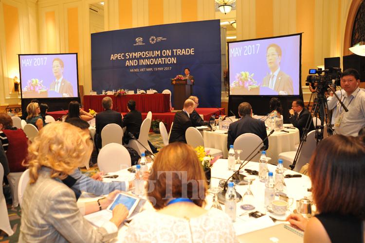 APEC luôn nỗ lực theo đuổi đổi mới và sáng tạo trong thương mại