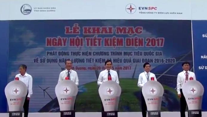 Miền Nam phát động phong trào tiết kiệm điện năm 2017