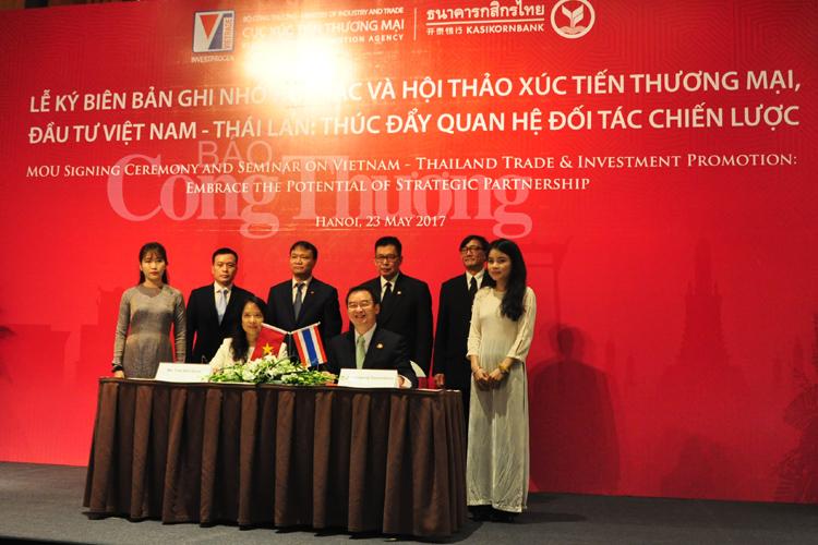 Việt Nam - Thái Lan: Dư địa tăng trưởng thương mại, đầu tư còn rất lớn
