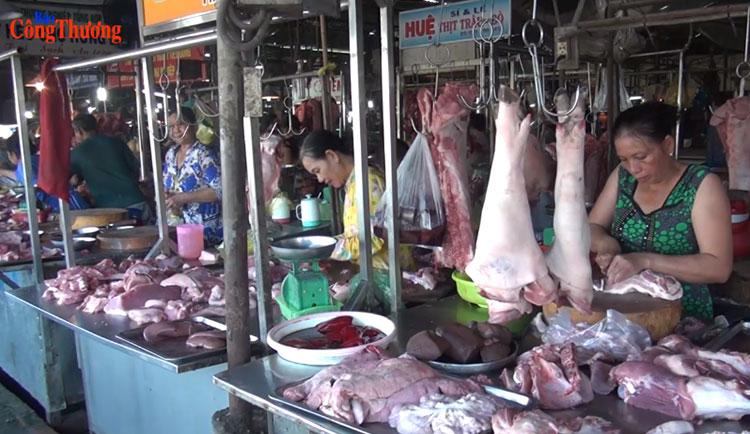 Chính sách giải cứu thịt lợn chưa thông thoáng