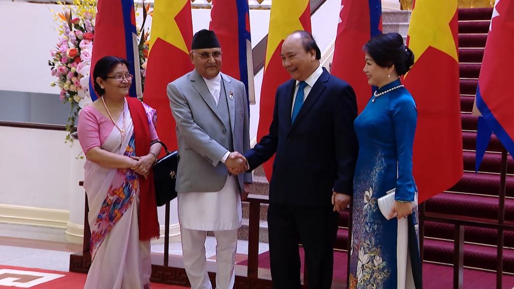 Thắt chặt quan hệ hữu nghị Việt Nam- Nepal