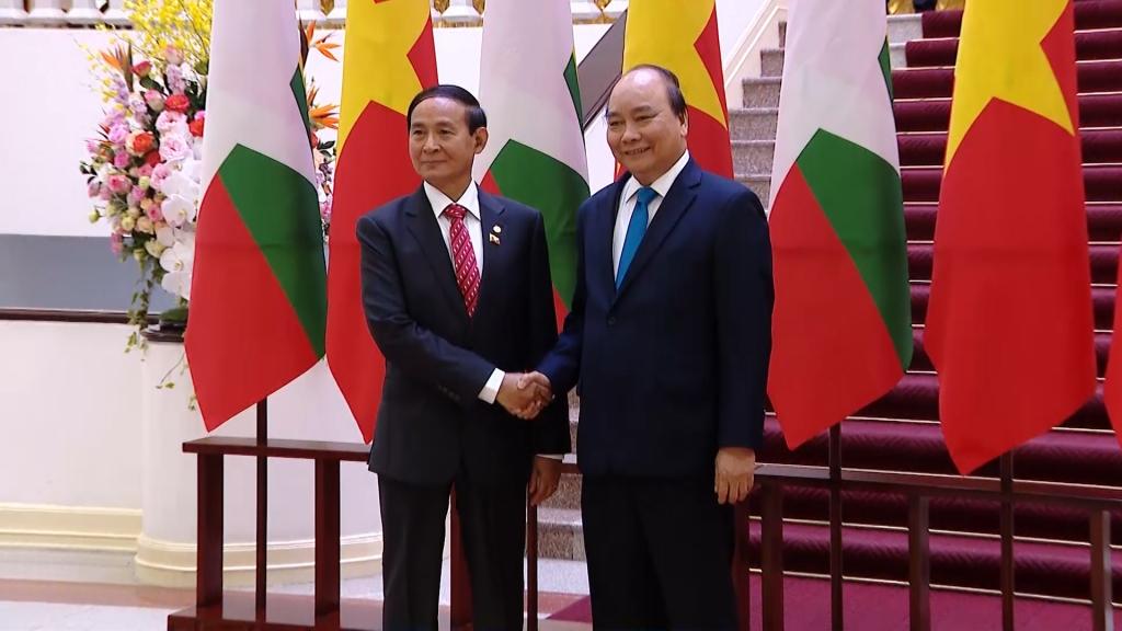 Hợp tác kinh tế là điểm sáng trong quan hệ Việt Nam - Myanmar
