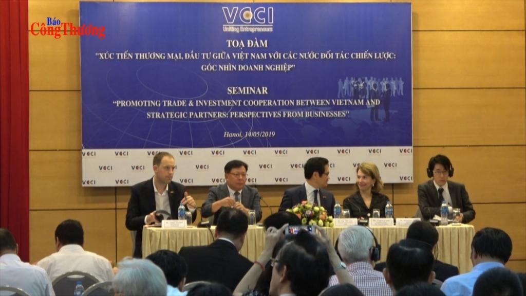 Xúc tiến thương mại đầu tư:  Đảm bảo chất lượng, thực chất và hiệu quả