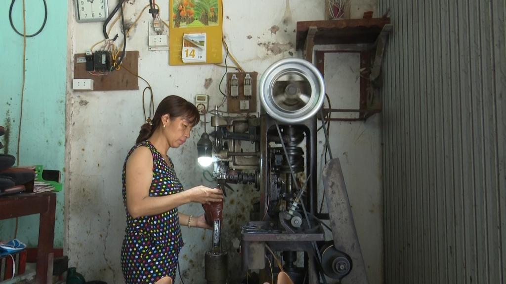 Sức sống mới của giày da Phú Yên