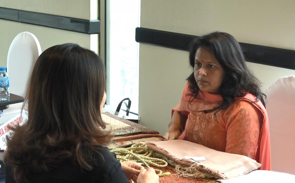 Kết nối doanh nghiệp dệt may và tơ lụa Việt Nam - Ấn Độ