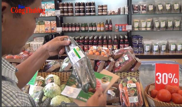 Thực phẩm Organic: Tốt cho sức khỏe nhưng phổ cập không dễ!