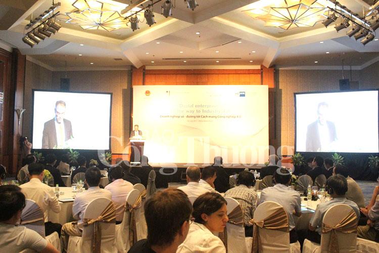 Cách mạng công nghiệp 4.0: Cơ hội cho doanh nghiệp Việt Nam bứt phá