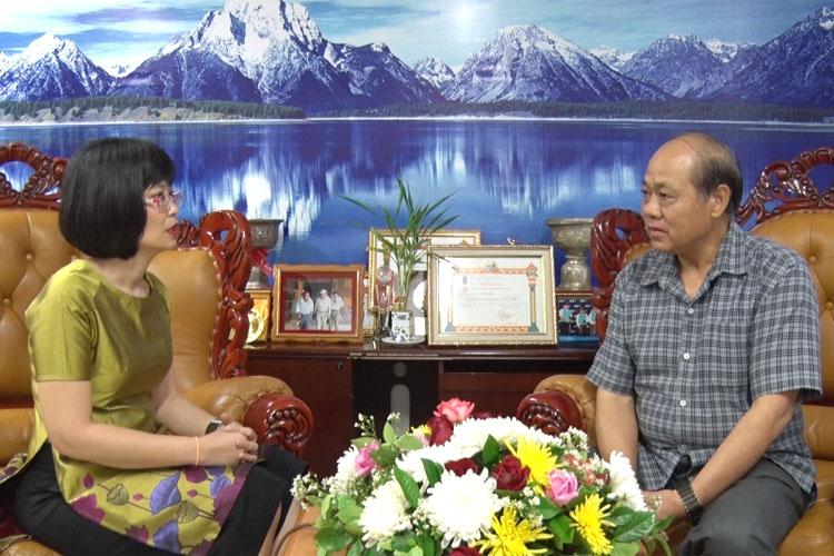 Tiềm năng hợp tác kinh tế Việt Nam - Lào
