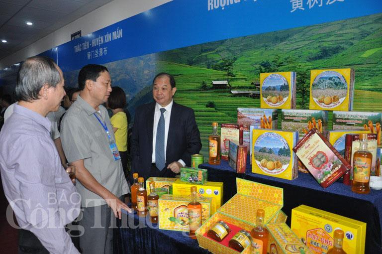 Hà Giang: Quyết tâm tạo đột phá từ kinh tế biên mậu