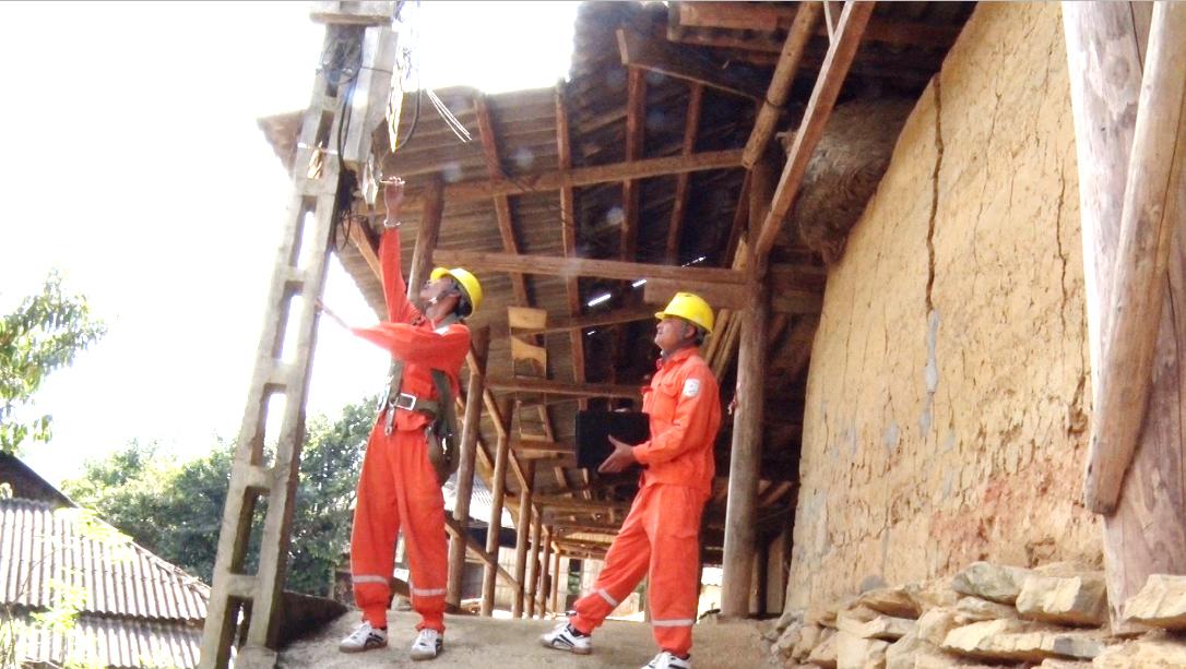 Lào Cai - 96% hộ dân sử dụng lưới điện quốc gia năm 2020