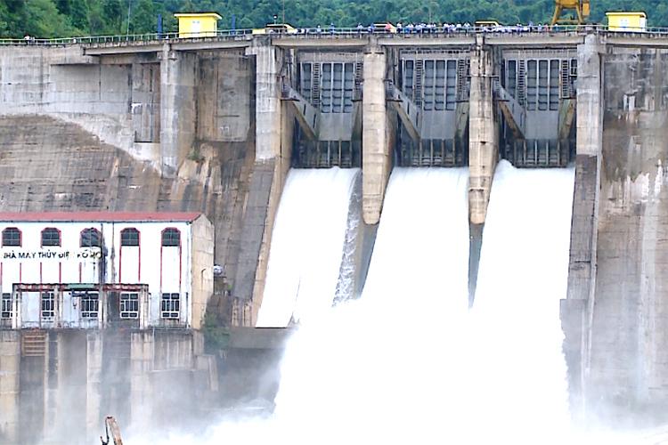 Thủy điện Hố Hô diễn tập PCTT&TKCN năm 2017