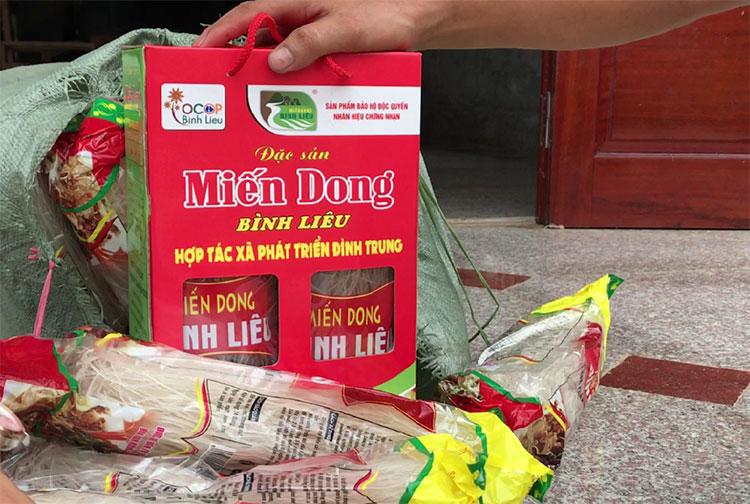 Dong riềng Bình Liêu chờ mùa bội thu