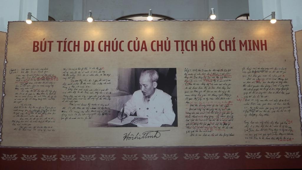 50 năm thực hiện Di chúc Chủ tịch Hồ Chí Minh
