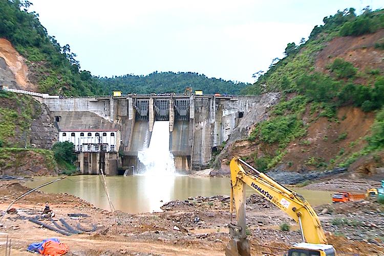 Tăng cường quản lý, kiểm tra thủy điện mùa mưa bão