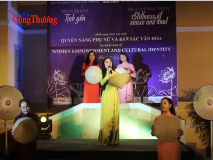 """APEC 2017 Thừa Thiên Huế:  Đêm văn hoá """"Tịnh yến: Quyền năng Phụ nữ và Bản sắc Văn hoá"""""""