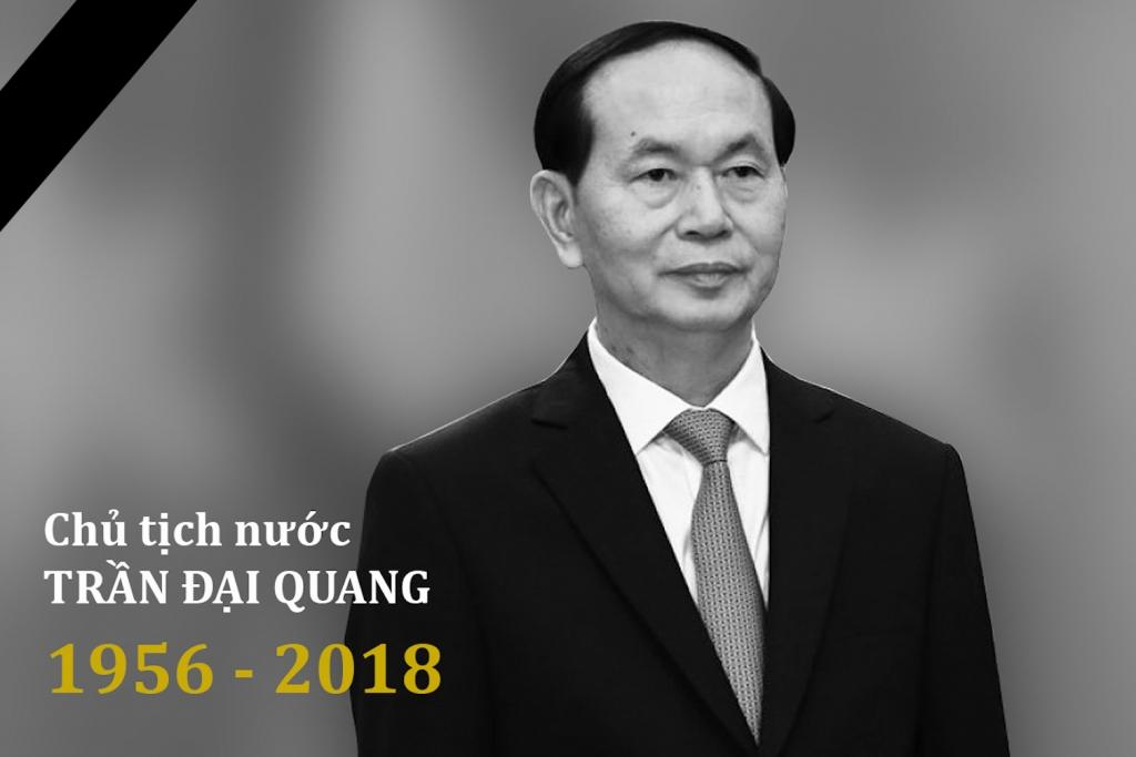 Chủ tịch nước Trần Đại Quang và những đóng góp nổi bật cho đất nước