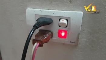 Cẩn thận với ổ cắm điện kém chất lượng