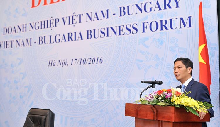 Diễn đàn doanh nghiệp Việt Nam- Bungary