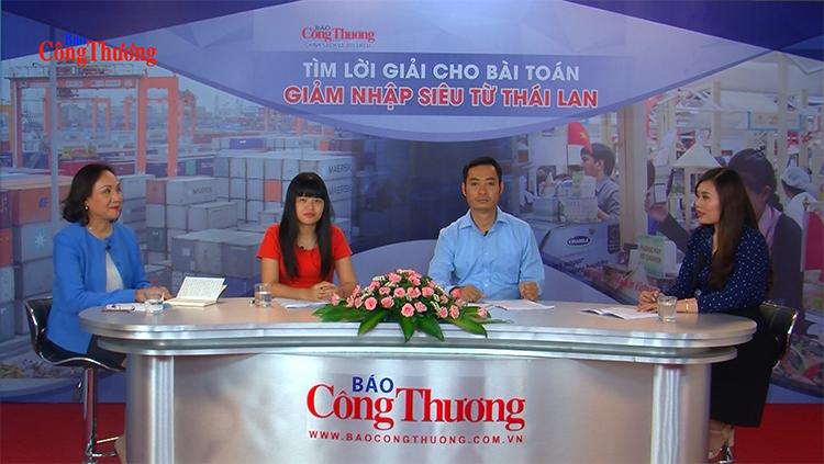 Tìm lời giải cho bài toán giảm nhập siêu từ Thái Lan - Phần 1: Đi tìm nguyên nhân