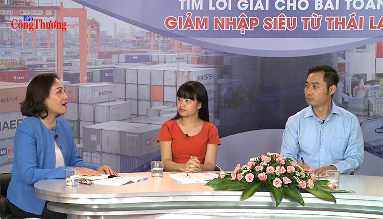 Tìm lời giải cho bài toán giảm nhập siêu từ Thái Lan - Phần 2: Và đưa ra giải pháp
