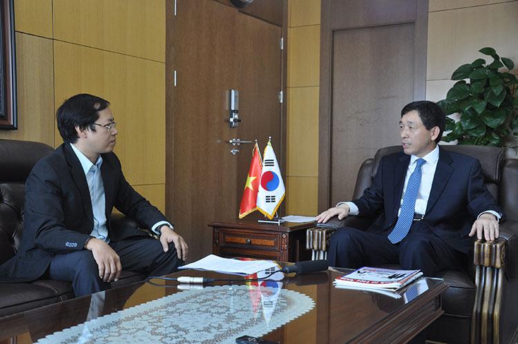 Thương mại Việt Nam - Hàn Quốc: Hướng đến mục tiêu 70 tỷ USD