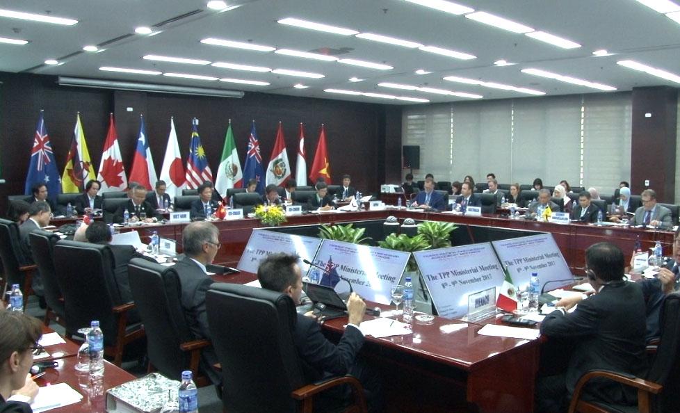 Các Bộ trưởng TPP-11 có cuộc họp quan trọng tại Đà Nẵng