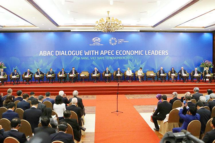 Hoạt động đầu tiên của lãnh đạo một số nền kinh tế APEC