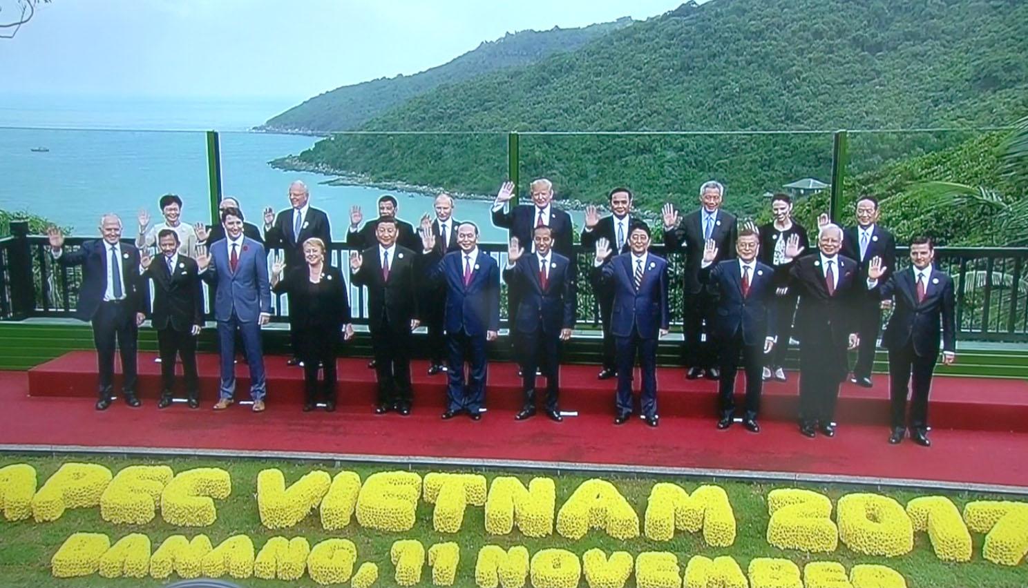 Tuần lễ cấp cao APEC 2017 đã thành công ngoài mong đợi