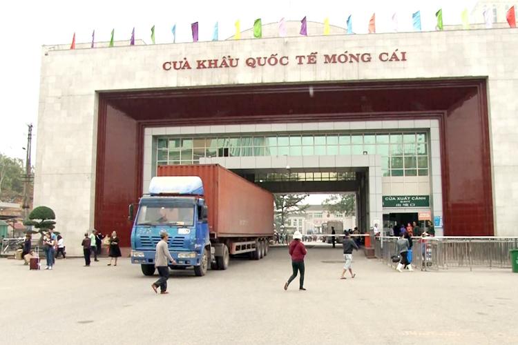 Tìm giải pháp thúc đẩy kinh tế cửa khẩu tại Quảng Ninh
